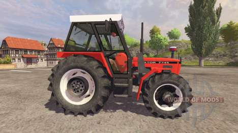 Zetor 7745 v2.0 para Farming Simulator 2013