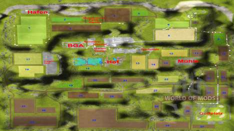 Country Life v1.5 para Farming Simulator 2013