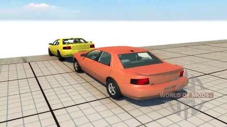 Lemanja LX para BeamNG Drive