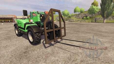 Pinza de armas v2 para Farming Simulator 2013