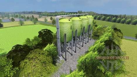 Nelmanowice para Farming Simulator 2013