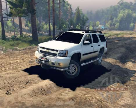 Chevrolet Tahoe para Spin Tires