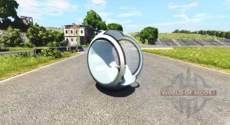 Ovo 11 inteligentes de transporte para BeamNG Drive