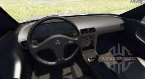 Nissan 240SX para BeamNG Drive