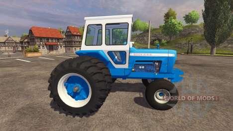 Ford 8000 v2.2 para Farming Simulator 2013
