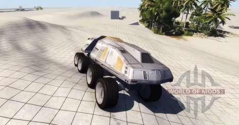 AT-TE Remastered para BeamNG Drive