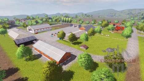Hohenstadt (sample) para Farming Simulator 2013