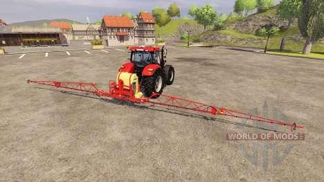 RAU Spridomat para Farming Simulator 2013
