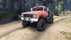 Dodge Power Wagon B-17 Rocks