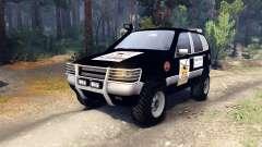 ВАЗ-21236 Chevrolet Niva negro