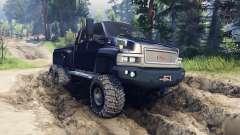 GMC TopKick C4500 Ironhide