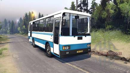 LAZ-A141 para Spin Tires