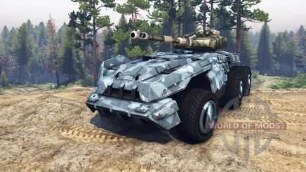 Beast skin 7 para Spin Tires