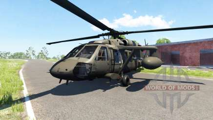 Sikorsky UH-60 Black Hawk para BeamNG Drive