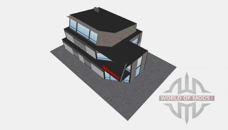 Sparkasse Herford Remake v1.1 para Farming Simulator 2013