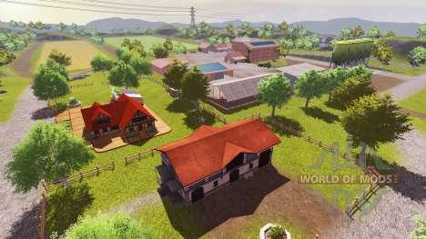 Strahl v1.1 para Farming Simulator 2013