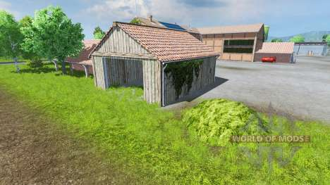 Strahl para Farming Simulator 2013