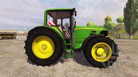 John Deere 6830 Premium v2.2 para Farming Simulator 2013