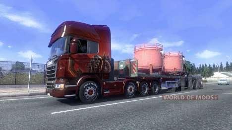 Scania R730 para Euro Truck Simulator 2
