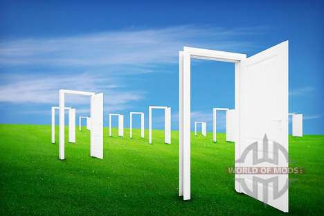 Las puertas se abren v2.0 para Farming Simulator 2013