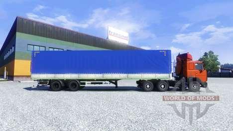 MAZ-6422 v2.0 para Euro Truck Simulator 2