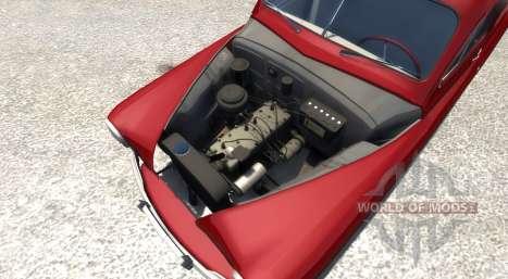 GAZ-M-20 de la Victoria para BeamNG Drive