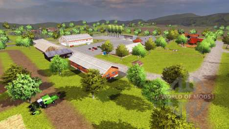 Eitzendorf v1.5 para Farming Simulator 2013