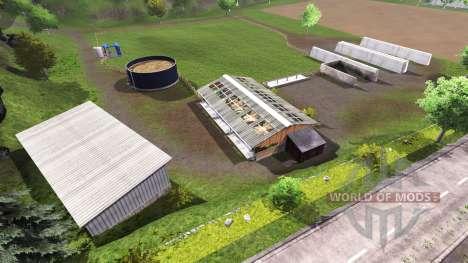 Edewechter Country para Farming Simulator 2013