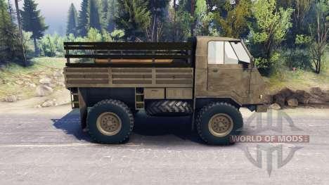 TAM-110 para Spin Tires