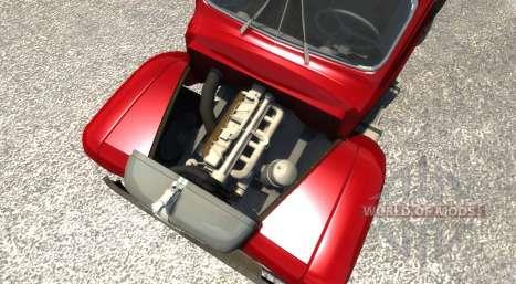 Mack B61 para BeamNG Drive