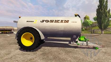 Joskin Modulo2 v2.0 para Farming Simulator 2013