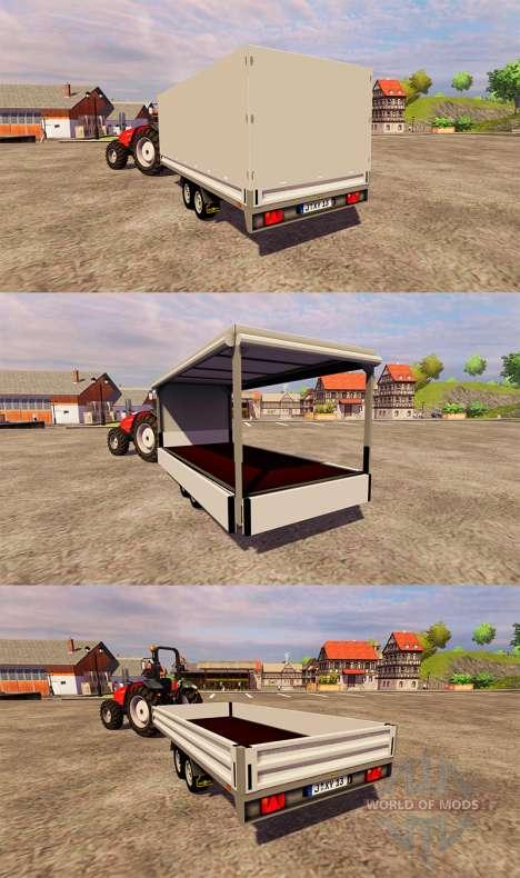 Humbaur MTKA v1.1 para Farming Simulator 2013