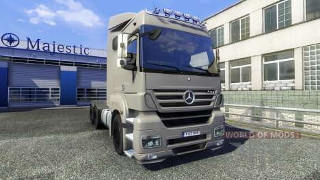 Mercedes-Benz Axor para Euro Truck Simulator 2