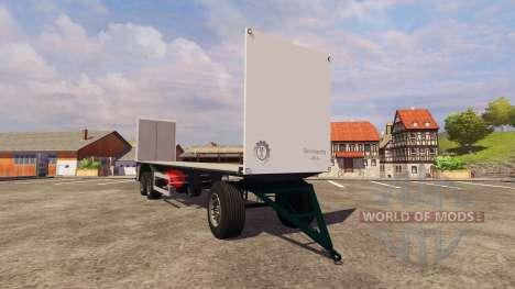 Schmitz Bale v2 para Farming Simulator 2013