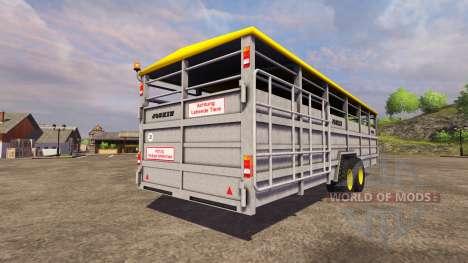 Joskin Betimax RDS 7500 para Farming Simulator 2013