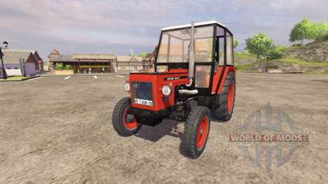 Zetor 6911 and 6945 para Farming Simulator 2013