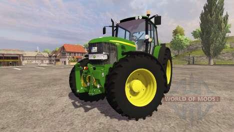 John Deere 6830 Premium para Farming Simulator 2013