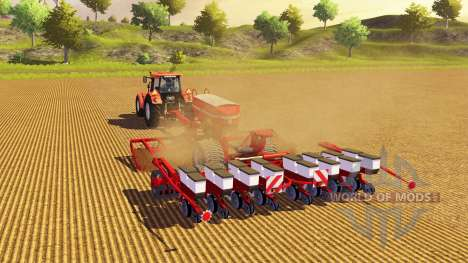 Horsch SW 3500S Pronto 6AS Maistro RC para Farming Simulator 2013