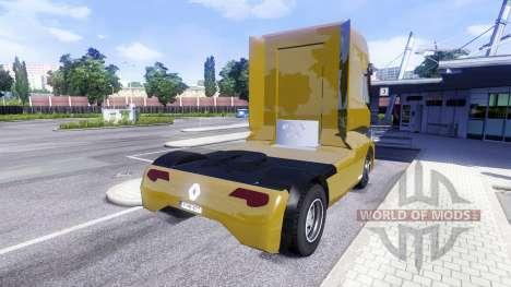 Renault Radiance para Euro Truck Simulator 2