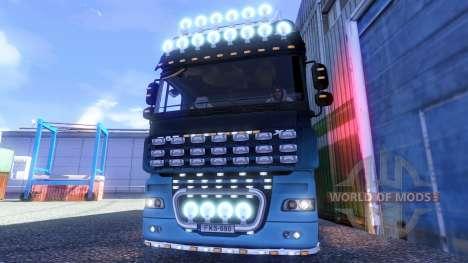 DAF XF Tuning Light para Euro Truck Simulator 2