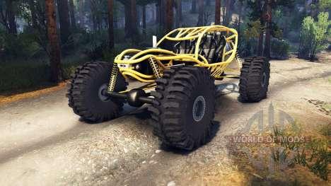 The Rabid Canary para Spin Tires