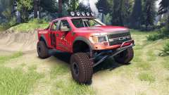 Ford Raptor Pre-Runner terrible herbst