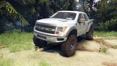 Ford Raptor SVT v1.2 factory ignot silver