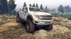 Ford Raptor SVT v1.2 factory pale adobe