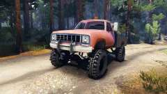 Dodge Power Wagon B-17 Rocks v1.2