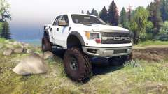 Ford Raptor SVT v1.2 factory white