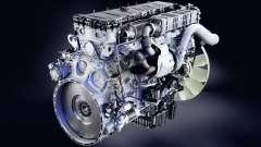 El sonido del motor diesel Mercedes-Benz Actros