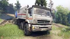 KamAZ-44108 Mustang