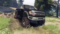 Ford Raptor SVT v1.2 matte black
