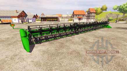 John Deere 650FD v1.1 para Farming Simulator 2013